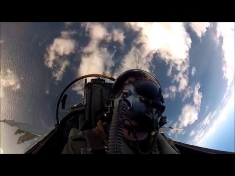 Never Give Up – Pilot & Fighter Pilot (HD)
