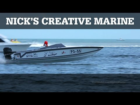 Nick's Creative Marine Offshore at Marathon Grand Prix 2016