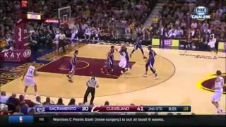 30 Second Highlight Reel: Cavs vs Kings