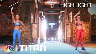 Mount Olympus: Ashley Hawkins vs. Alma Dwumfour - Titan Games 2019 (Highlight)