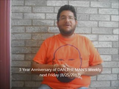 DAN THE MAN'S Weekly EP - 350 (The 350th EPISODE)