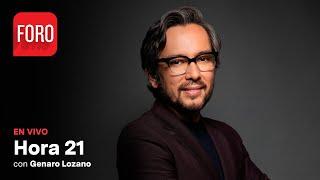 En Vivo: Noticias de FOROtv 24/7