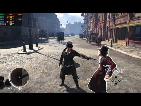 Assassin S Creed Syndicate Pc Gameplay High Settings I5 3570 Rx