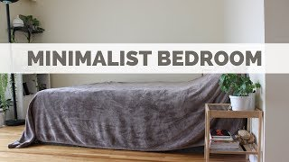 MINIMALIST BEDROOM TOUR | TOO CLUTTERED?