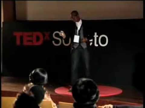 Why I make movies: Teboho Mahlatsi at TEDxSoweto 2010