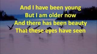 The Anchor Holds- Shara Mckee (lyrics)