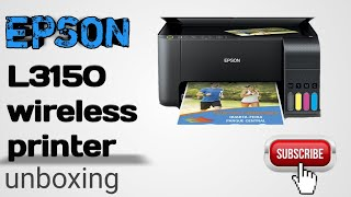 Download Epson L3150 Ecotank Printer By Abhishek Products