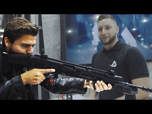 Shot Show 2017   Rex & AKB-15