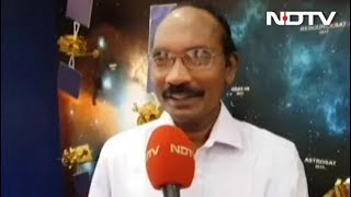 """As Tricky As Holding A Newborn"": ISRO Chief On Chandrayaan 2's Landing"