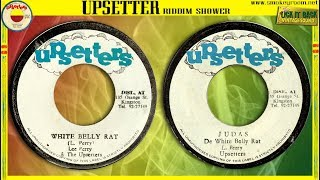 JUDAS DE WHITE BELLY RAT + VERSION ⬥Lee Perry & The Upsetters⬥