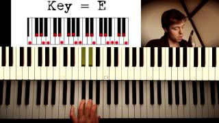 Key of E and some great exercises