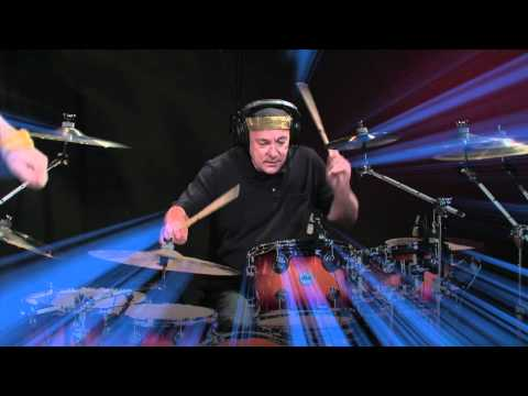 "Neil Peart Vs. Air Drummer - ""Tom Sawyer"" - ADVENTURES OF POWER"