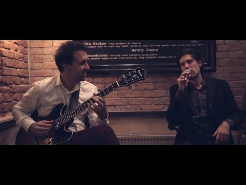 Almost like being in love - Tálas Áron & Ifj Tóth István duo