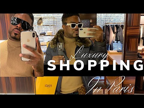 Weekends With Wil | Luxury Shopping In Paris | Wil Mikahson