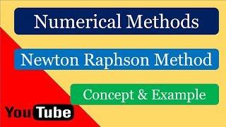 11  Newton Raphson Method | Problem#2 | Complete Concept