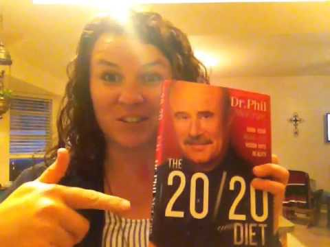 Dr. Phil 20/20 diet. Phase 1 day 4