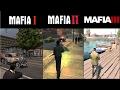 Mafia 1 Vs Mafia 2 Vs Mafia 3 Gameplay Graphics Comparison PS4 PC mp3