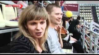 В столице Кузбасса прошел форум моды и спорта.flv