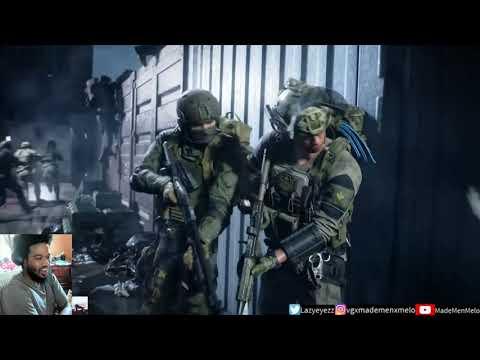 Battlefield 2042: Official Reveal Trailer (ft. 2WEI) - Reaction