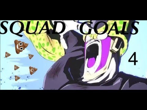 Dragon Ball Xenoverse 2: Squad Goals (Funny moments, Fails, Rages & More!)  Episode 4