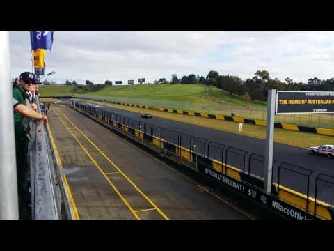 Sydney Classic Speed Festival 2017 Group A & C Touring Cars Restart Race 2