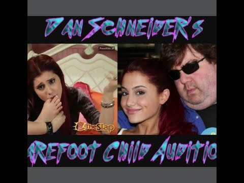 Child Actress Forced Out Of Showbiz After Creepy, Barefoot Nickelodeon / Dan Schneider Audition?