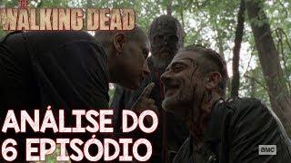 The Walking Dead análise do 6 episódio da 10 temporada - Negan, Alpha, Beta e sussurradores