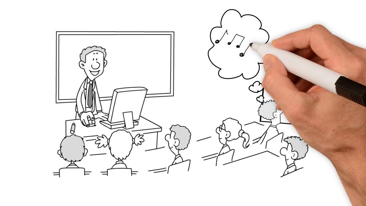 Animation Video Cartoon Video Geburtstag Ruedi