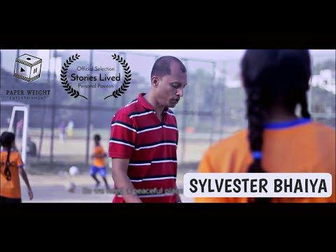 Sylvester Bhaiya - The Inspiring Man Who Is Changing The Lives Of Delhi's Slum Kids With A Football