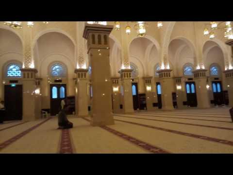 Bar-Dubai Grand Mosque, Dubai, UAE.