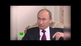 Путин об НКО, демократии и финансах