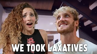 First To Use the Bathroom Loses w/ Logan Paul