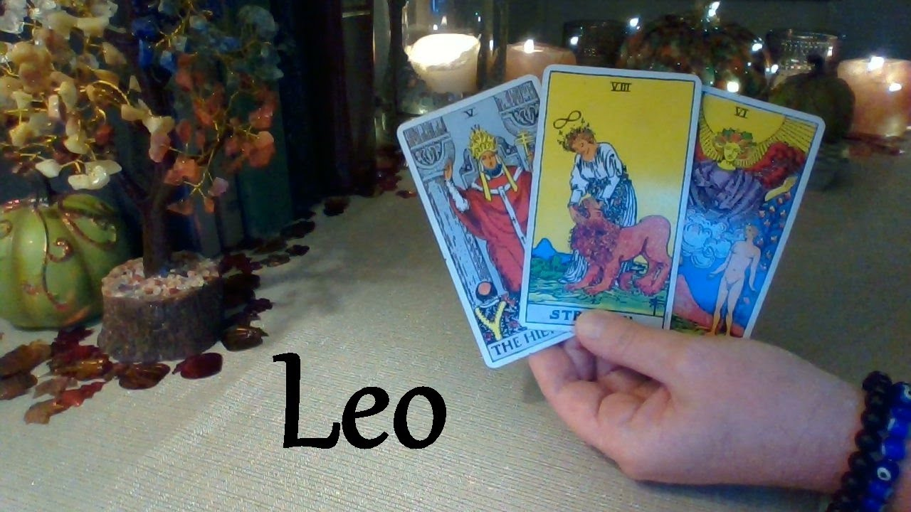 Leo November 2020 ❤ You Will Feel An Instant Emotional & Spiritual Connection With Them Leo