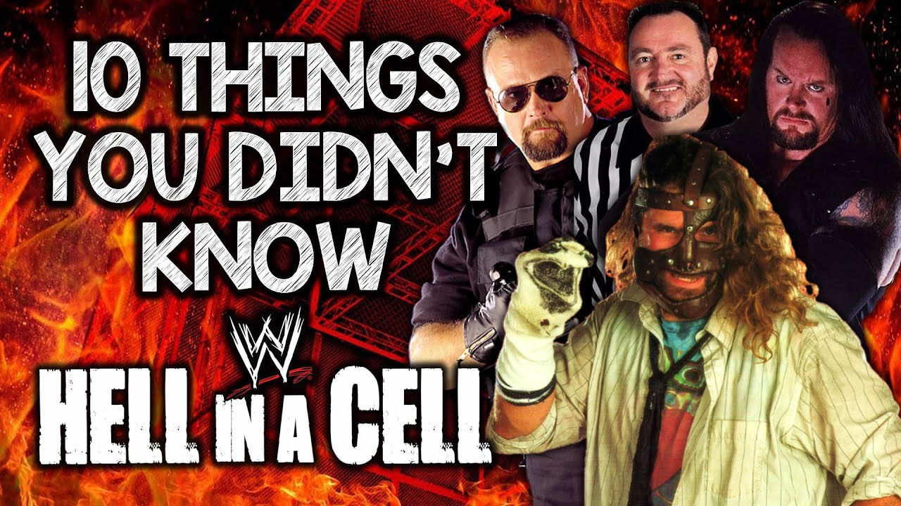 10 Things You Didn't Know About WWE Hell In A Cell