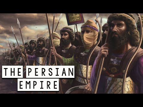 The Persian Empire - The Rise and Fall of one of the Greatest Empires in History-Great Civilizations