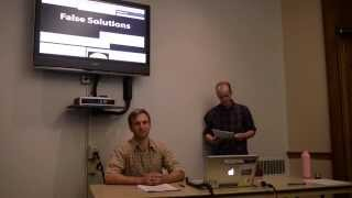 PIELC 2014: The False Solutions of Green Energy - Wilbert & Foley