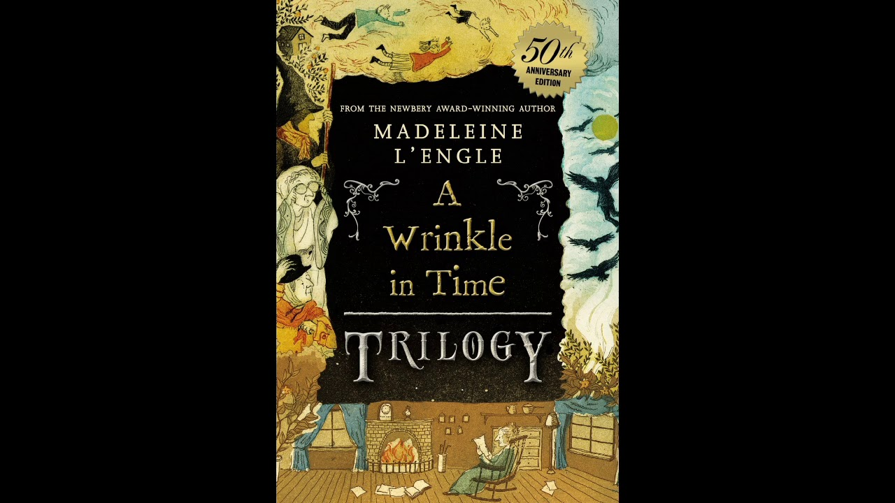 A Wrinkle In Time (Time Quintet 1) Time Quintet Audiobook