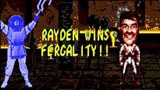 Что такое Fergality в игре Мортал Комбат 2