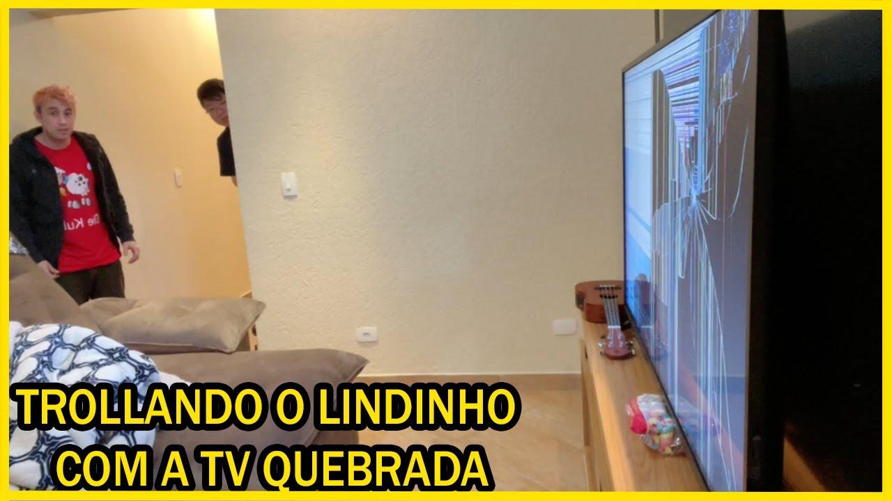 Download LIMINHA E A YAYAH TROLLANDO O LINDINHO COM A TV QUEBRADA