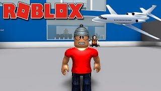 ROBLOX-BUILDING The AIRPORT of the GODENOT (RO-Port Tycoon)