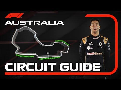 Daniel Ricciardo's Guide to Australia | 2019 Australian Grand Prix