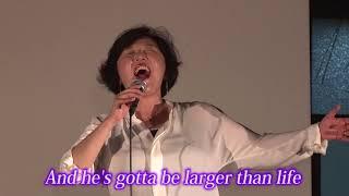 麻倉未稀「ヒーロー」渋谷宮益御獄神社 宵宮ライブ 麻倉未稀 検索動画 16