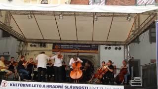 Capella Istropolitana - Kultúrne Leto a Hradné Slávnosti Bratislava 27 07 2014 1/14