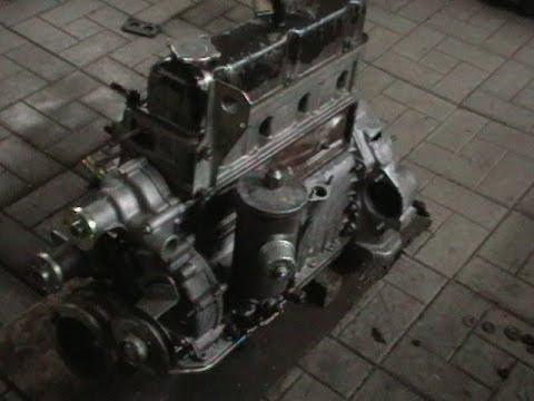 ремонт двигателя ЗМЗ 402