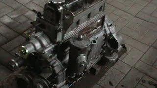 ремонт двигателя ЗМЗ 402 Газель(часть № 13 пробный пуск)