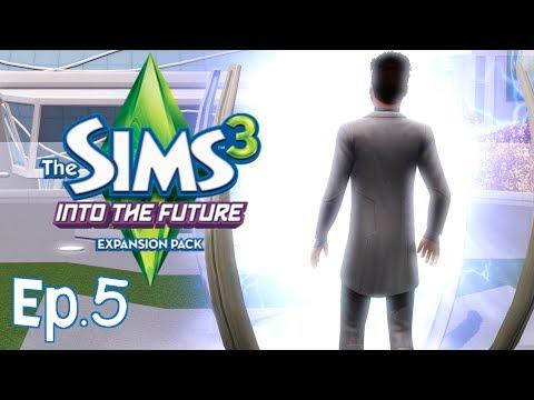The Sims 3 - Nel passato per cambiare il futuro - Ep.5 - Into The Future - [Gameplay ITA]