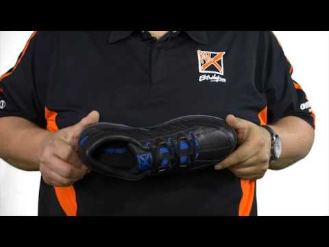 KR Strikeforce Warrior Men s Bowling Shoes - YouTube 77e3fd5ed