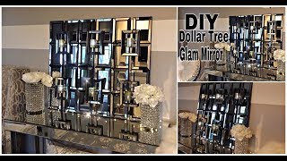 DIY | ROOM DECOR | THE  MOST AMAZING 😱 BOUGIE ON A BUDGET ✨ MIRROR/SCONCE DECOR!