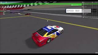 ROBLOX - Southwest NASCAR Series - [5] - Daytona 500!