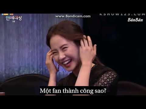 [Vietsub] Cha Jun Hwan Là Fanboy Của Song Ji Hyo